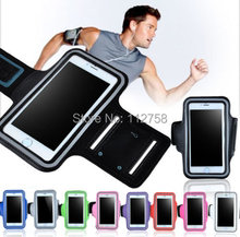 Colorful Solf Belt Neoprene Waterproof Running Sport Outdoor Gym Armband Case holder cover For iPhone 6 plus case for iphone6 цена