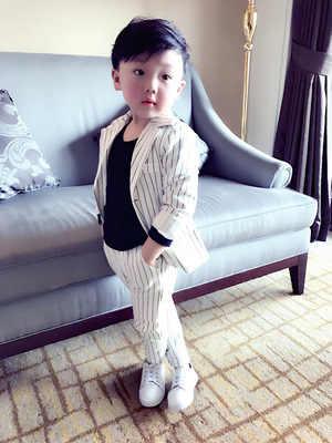 Бесплатная доставка; высококачественное классическое торжественное платье; детские куртки; Свадебный костюм для мальчиков; детская верхняя одежда; белый и черный цвета на выбор