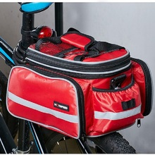 HOTSPEED 3 Color 25L Bicycle Carrier Bag Rear Rack