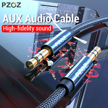 PZOZ AUX Cable Jack 3.5mm Audio Cable 3.5 mm Jack Speaker Cable for Xi