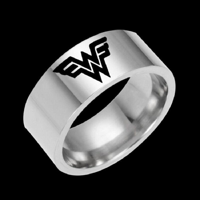 Tungsten Wonder Woman Ring