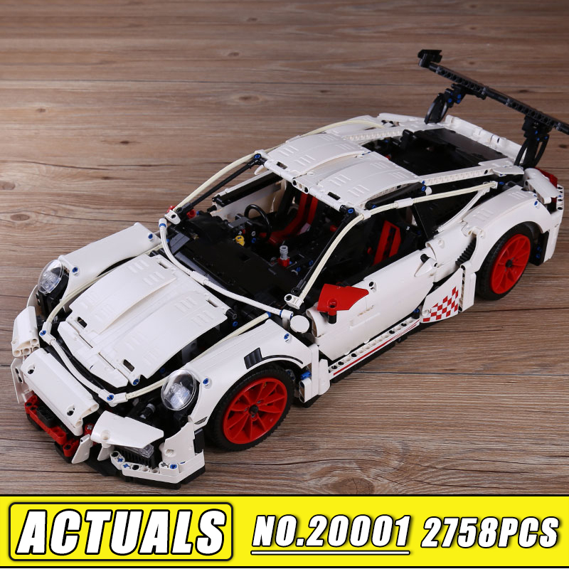 Bei Fen 20001 20001B Lepin Technic Race Car Model Set Building Blocks Bricks Kits Educational Toy Compatible 42056 Children Gift lepin 16014 1230pcs space shuttle expedition model building kits set blocks bricks compatible with lego gift kid children toy