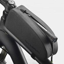 ROCKBROS Bicycle Bag Bike Reflective Storage Saddle Bag Seat Cycling Tail Rear Pouch Bag Saddle Bolsa Bicicleta Bike Accessories цена