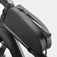 ROCKBROS Bicycle Bag Bike Reflective Storage Saddle Seat Cycling Tail Rear Pouch Bolsa Bicicleta Accessories