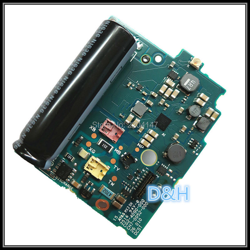 Фотография 100% NEW original for canon 700D powerboard EOS Rebel T5i Kiss X7i 700D power board dslr Camera repair parts free shipping