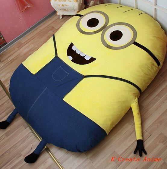 1 шт. аниме Despicbale я стиль гигантский диван кровать татами игрушки EMS