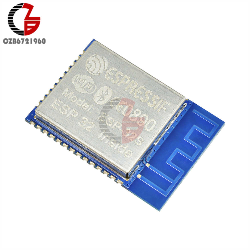 ESP32S ESP-32S Wifi Bluetooth Module combiné commutateur d'antenne RF Balun récepteur amplificateur de puissance filtre IOT programmation de développement