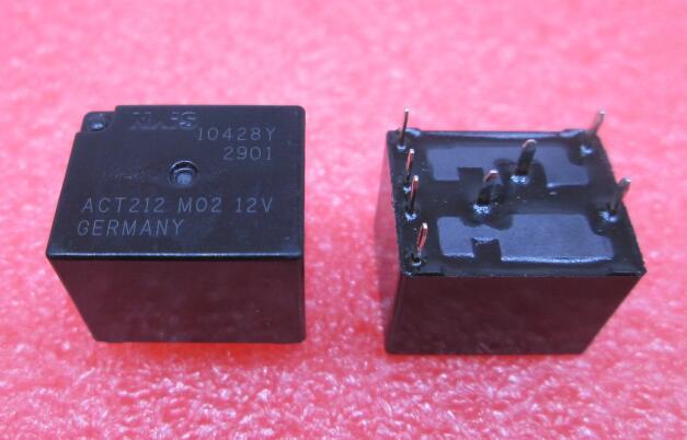 HOT NEW relay ACT212-M02-12VDC ACT212M0212VDC ACT212M02 ACT212 M02 12VDC DC12V 12V NAIS DIP8 Free shipping нож обойный 18мм 8 лезвий центроинструмент 0212 8