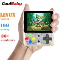 CoolBaby LDK video game console Retro Mini Handheld Game players portable Console HD Children Retro Mini consola boy tetris