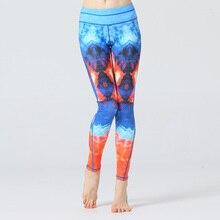 цены Yoga Leggings Sports Pants Yoga Women sports clothing trousers Fitness yoga Compression Sport Tights Yoga Sportswear gym clothes