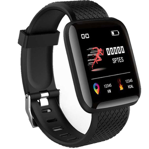 116 Plus Smart Wristband Heart