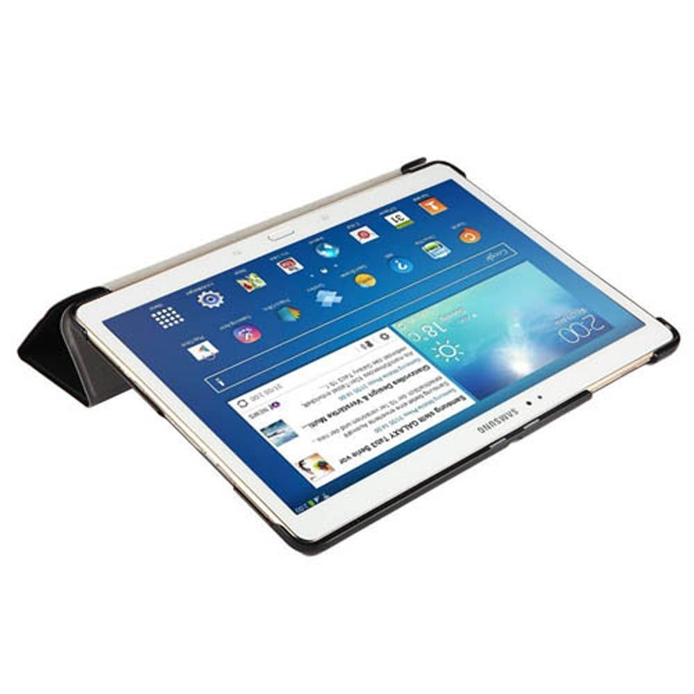 sm T800 T805C tablet Ultra Slim ağıllı örtük üçün Samsung - Planşet aksesuarları - Fotoqrafiya 4