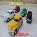 Candice guo aleación modelo de coche 1:43 Varsovia burbuja GAZ M20 mover la rueda de escritorio POBEDA collection toy regalo de cumpleaños regalo de navidad 1 unid