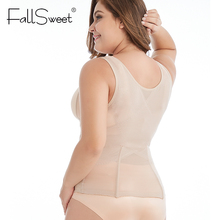 FallSweet Shapewear Corset Women Waiste Trainer Body Shaper Lifter Slimming Waist Trainer S to 4XL 5XL 6XL
