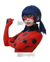 Miraculous Ladybug Cosplay Wig Adult Marinette Dupain Cheng Cosplay Hair