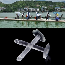 20pcs Carp Fishing Pop Up Bait Stopper Screw Quick Change Connector Terminal JUN13