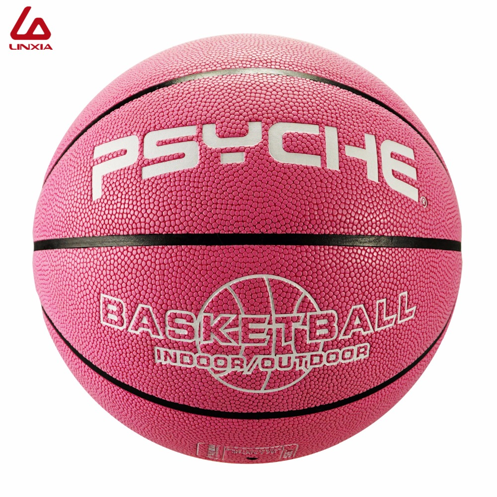 Outdoor PU Leather Basketball Indoor Size 5/Size 6/Size 7 Non-slip Balls Wear-resistant Basket Ball Training Equipment Basquete