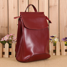 Jofeanay Fashion Women Backpack High Quality Youth Leather Backpacks for Teenage Girls Female School Shoulder Bag Bagpack