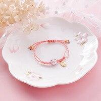 A pink
