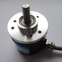 ABZ Three Phase 5 30V 1000 2500 Pulses Incremental Optical Rotary Encoder Speed Positioning Automatic Control
