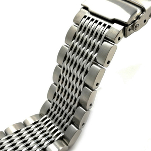 Image 4 - ヴィンテージコンセプトダイビング時計バンド 22 ミリメートルワイド長さ調節可能男性ステンレス鋼ためサンマーティン腕時計電気ショック療法