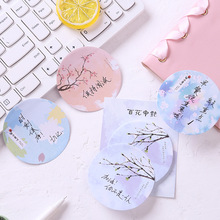 Office Writing Cute Stationary Eggshell Post-it Post Sticker It Bookmark Memo Marker Point Flags  Notes label Decoration