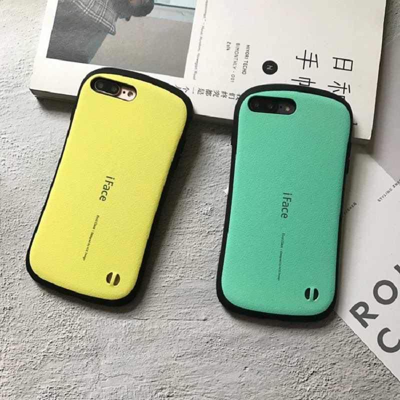 iphone 7 case yellow matte