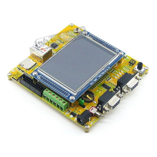 Taurus development board STM32 STM32F107VCT6 learning board ARM Cortex – m3 development board