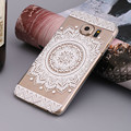 Melhor Preço Mandala Floral Dream Catcher Campânula Caso Capa para o Samsung Galaxy S7