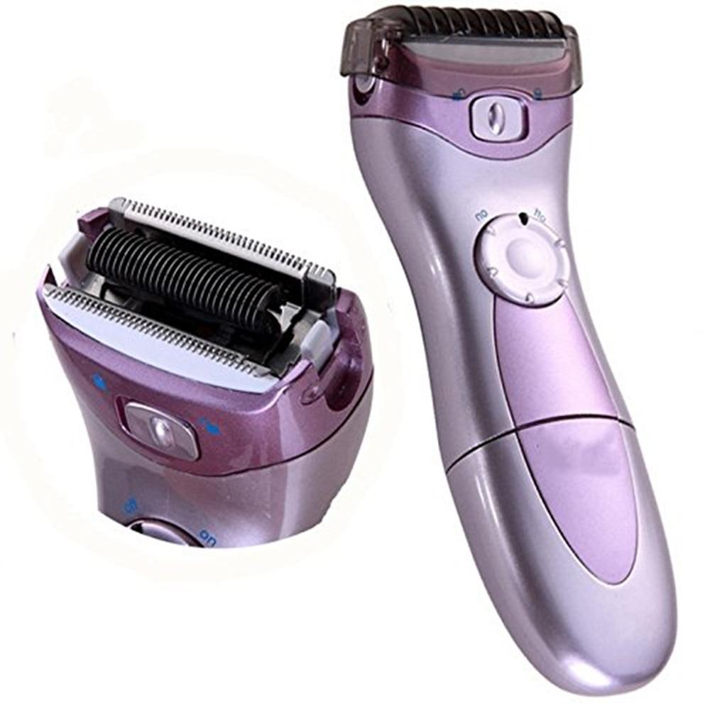 Hårborttagning Dry & Wet Shaver Trimmer Groomer Razor för Face Leg - Rakning och hårborttagning - Foto 2