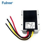 Fulree 12V to 24V 20A 480W DC DC Step up Power Converter Boost Voltage Regulator 12VDC to 24VDC 20Amps Car Truck Booster