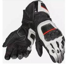 free shipping Motorcycle Leather Gloves Dain Pro Druids ST Carbon Fiber Riding Gloves for Motorbike Off-Road Ricing Gloves