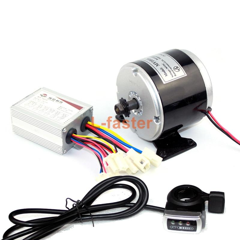 Electric Go Kart Kit
