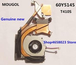 New Original for Lenovo ThinkPad T410S T410Si SWG Discrete Graphics Heatsink CPU Cooler Cooling Fan 60Y5145 60Y5146