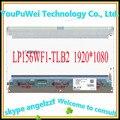 Pantalla LCD de 15.6 ''LP156WF1 TLB1 TLB2 TLF4 LP156WF2 TLA1 LTN156HT01 B156HW01 V.5 B156HW01 V.0 laptop pantalla led de 1920X1080 40PIN