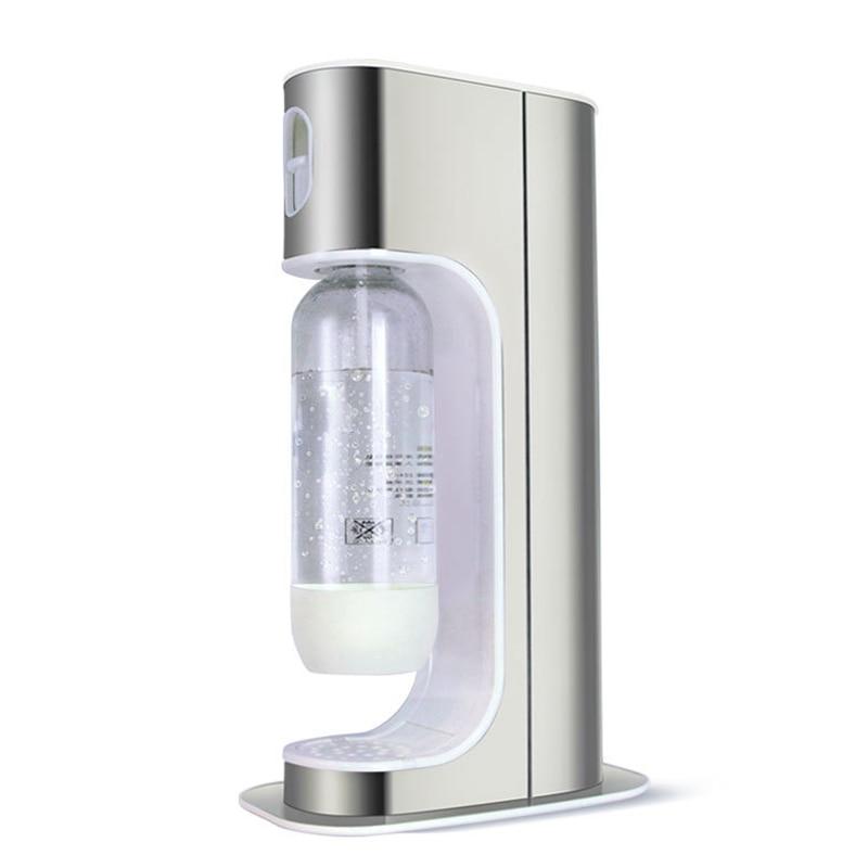 HIMOSKWA DIY CO2 Soda Генератор пузырей Сода сифон пузырь воду пить сок коктейль машина газированных напитков Maker Одежда высшего качества