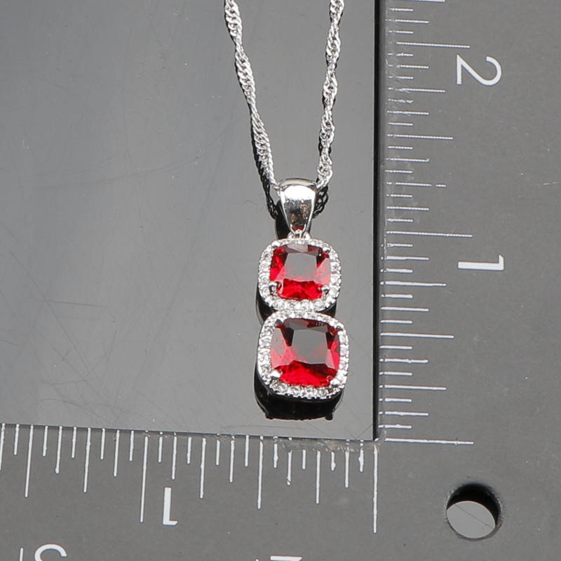 925 Sterling Silver Jewelry Sets For Women  2