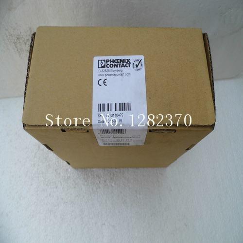 New original PHCENIX CONTACT Power QUINT-UPS / 24DC / 10 2320225 new phcenix contact relay psr scp 24uc thc4 2x1 1x2 spot