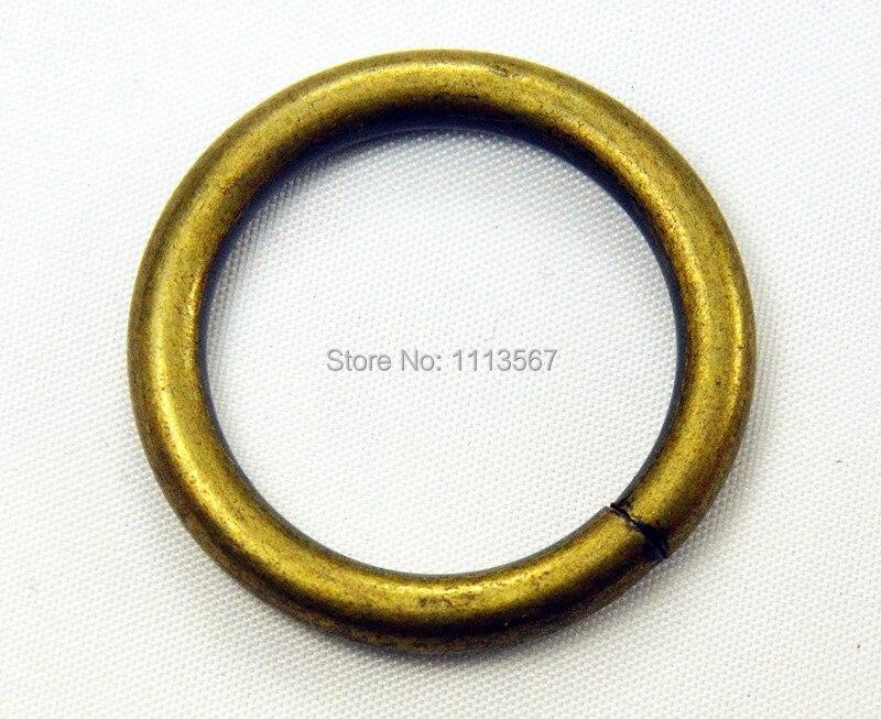 50 pièce Artisanat En Métal Antique Bronze Ronde Ceinture Boucle Clips  Couture sur le Vêtement pour Sac Clip De Poche Crochets intérieure diamètre  25mm K122 dcc5d1339e7