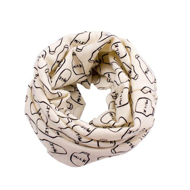 Зима Детский шарф уплотнительное кольцо прекрасные дети воротники детские нагрудники для маленьких девочек мальчик шарфы ребенка кольцо шарф