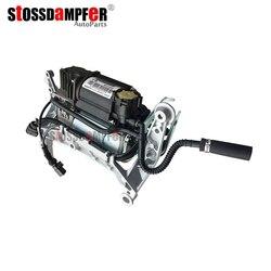 StOSSDaMPFeR пневматическая подвеска Воздушный компрессор воздушный насос с кронштейном подходит Porsche Cayenne VW Touareg 95535890105 7L0616007D