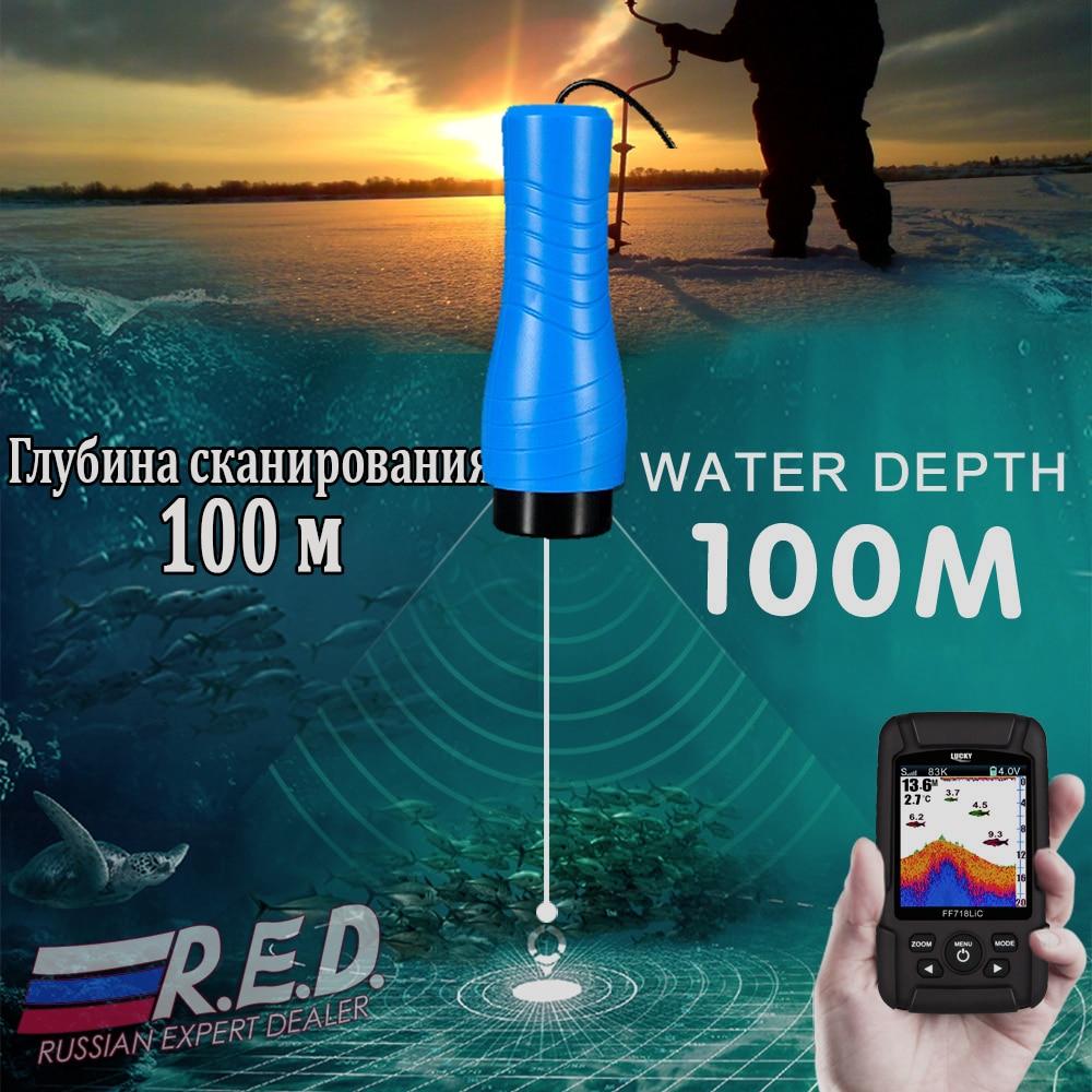 À Prova D' Água Dupla Sonar Sonar