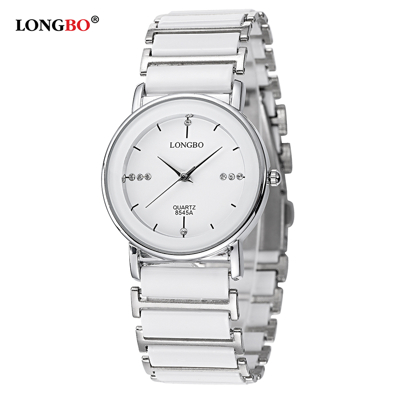 LONGBO Brand Men Women Brief Casual Unique Quartz Wrist Watches Luxury Brand Quartz Watch Relogio Feminino Montre Femme 8545A