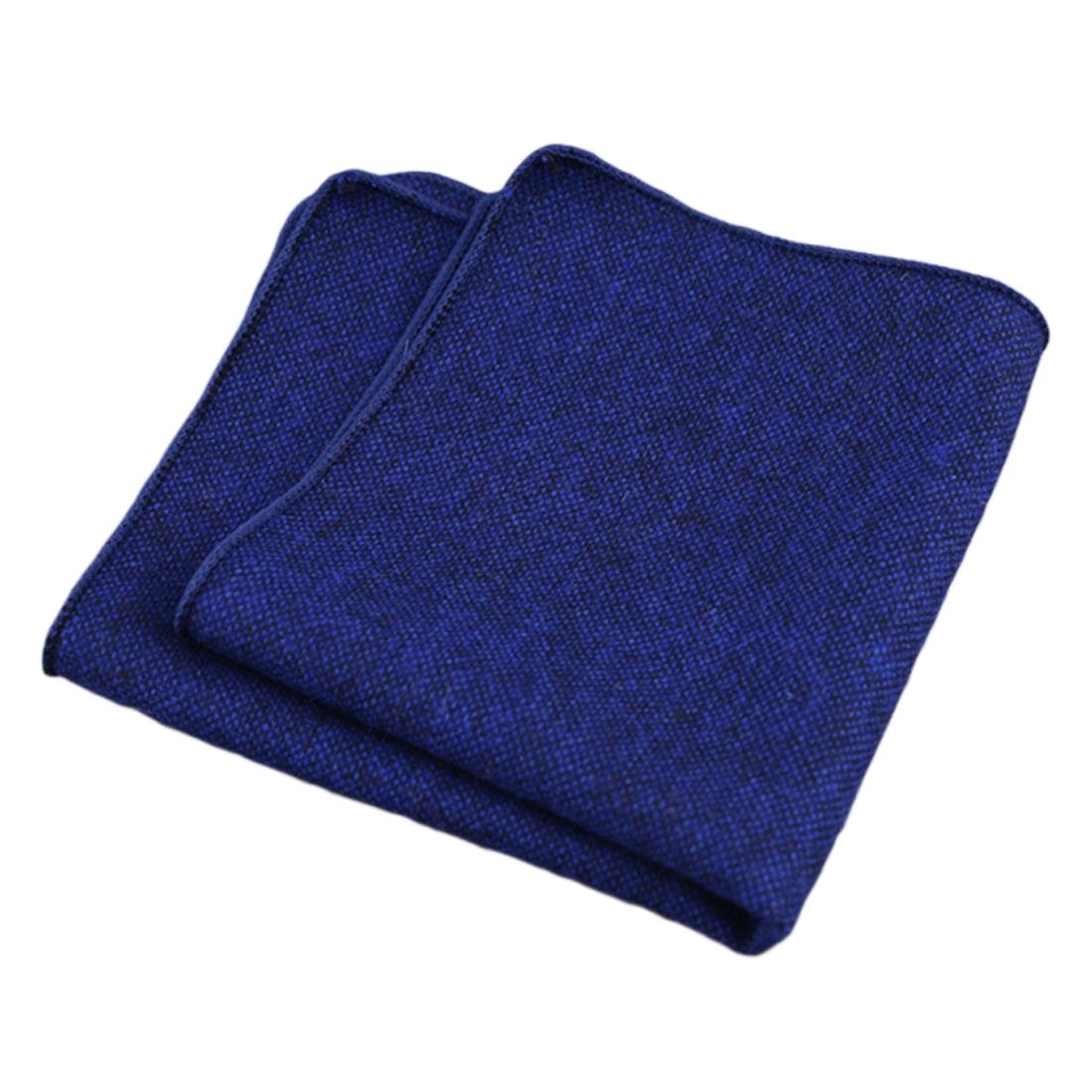 23 23cm High Quality Hankerchief Vintage Suits Solid Pocket Wool Hankies Men 39 s Pocket Square Handkerchiefs Striped Solid Cotton in Men 39 s Ties amp Handkerchiefs from Apparel Accessories
