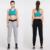Calças das mulheres Calças de Fitness Roupas Da Moda Casual Calças Compridas