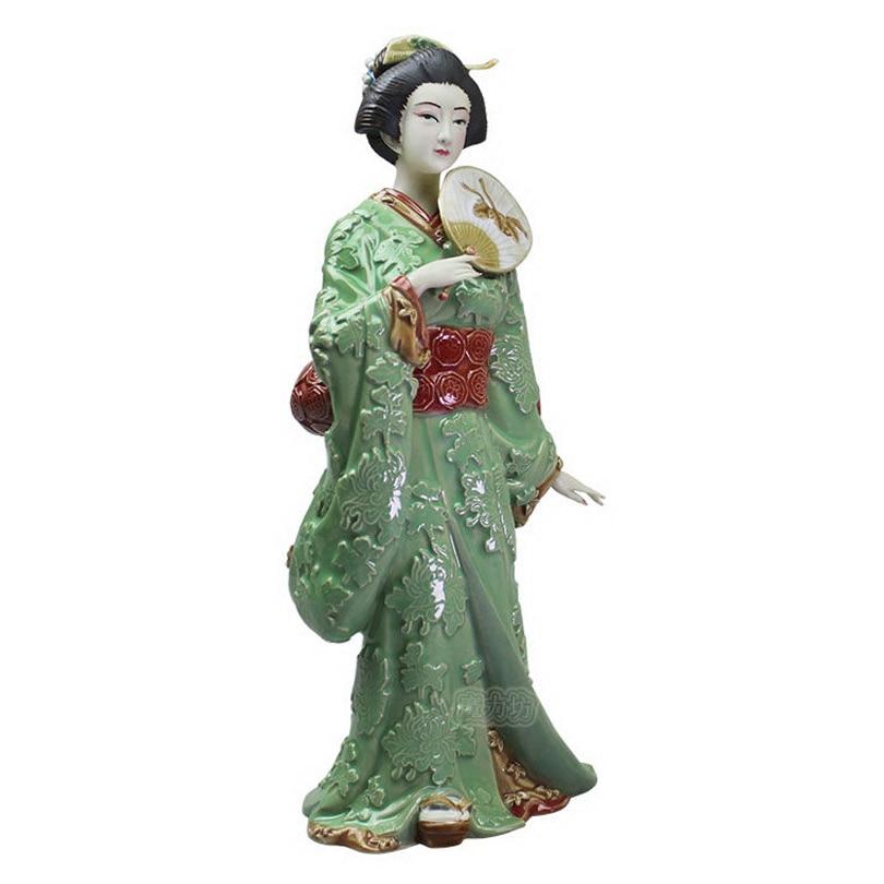 Koleksi Dekoratif Jepang Geisha Boneka Keramik Gambar Patung untuk Dekorasi  Rumah Wanita Sosok Patung di Patung   Patung dari Rumah   Taman  AliExpress.com ... 61213012ea