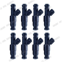 8pcs 1000cc 96lb Fit for 1996 2004 Ford Mustang GT 1994 2003 BMW 540i Fuel injector