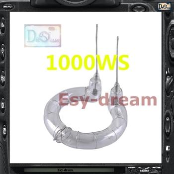 1000WS Flash Tube Ring Lamp Bulb For Godox Oubao Jinbei Nice Photo Studio Flash Strobe Lighting