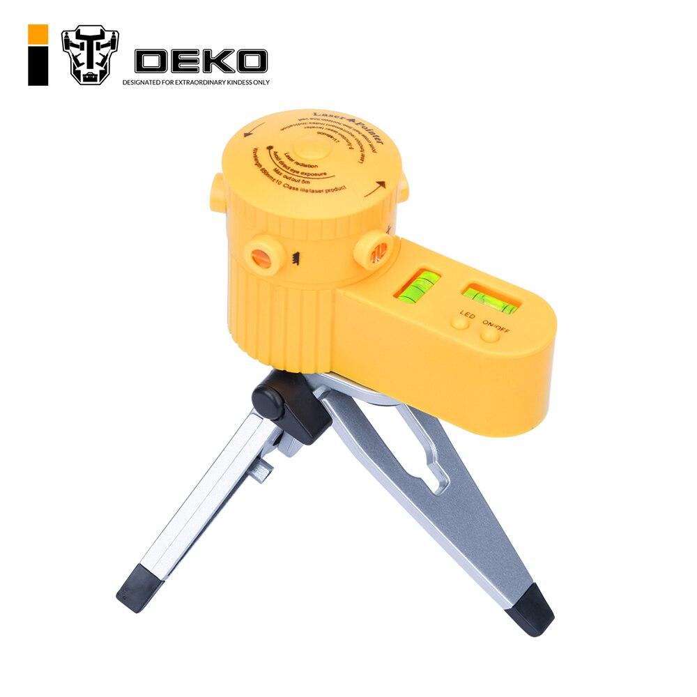 DEKO töökindel laserlood