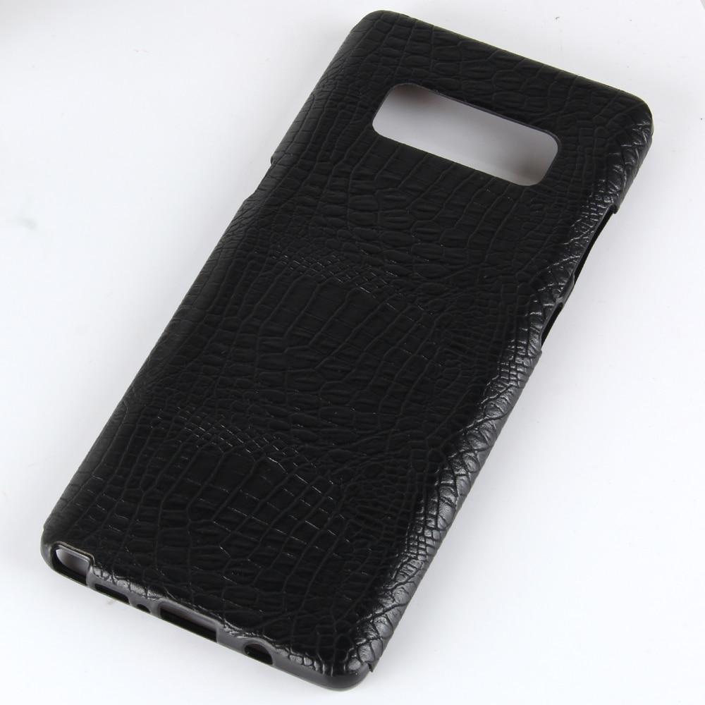 Για Samsung Galaxy Note 8 Case 5.7inch Luxury TPU Soft Crocodile - Ανταλλακτικά και αξεσουάρ κινητών τηλεφώνων - Φωτογραφία 2